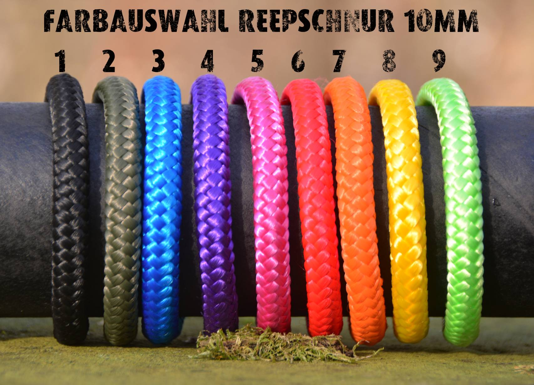 Farbauswahl 10mm